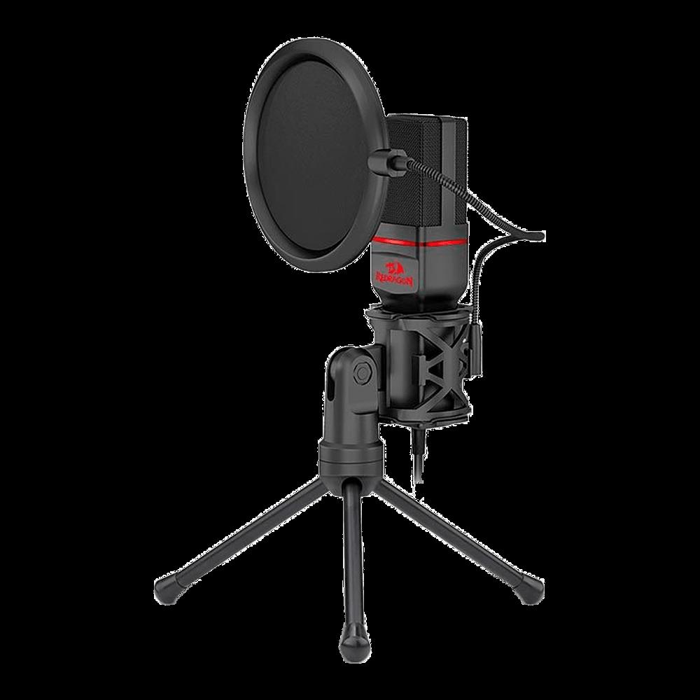 Microfone Redragon Seyfert, GM100, Preto