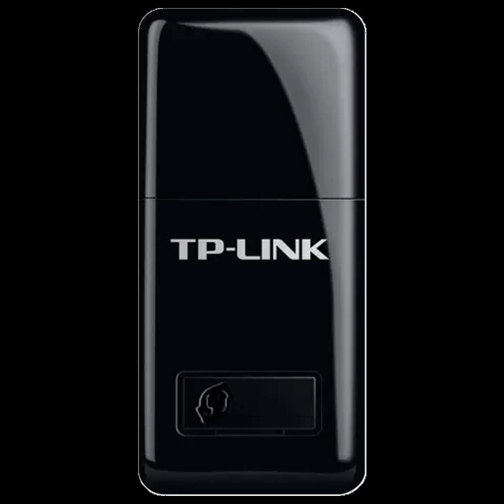 Mini Adaptador TP-Link Wireless N USB 300 Mbps TL-WN823N