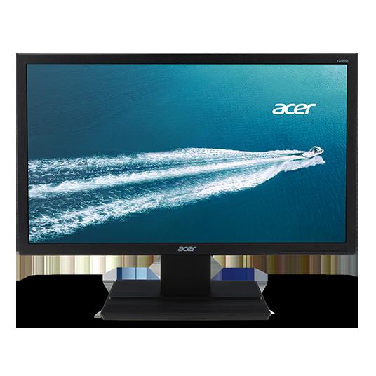 Monitor Acer LCD Widescreen 19.5' - V206HQL