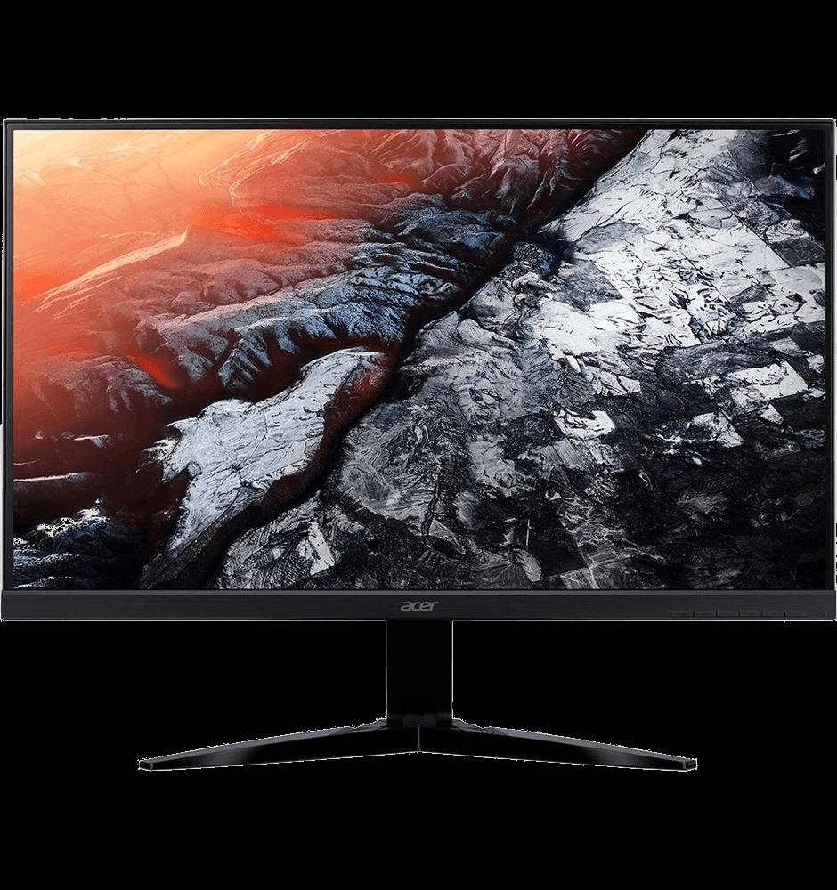 Monitor Gamer Acer LED 27´ Widescreen, Full HD, HDMI/VGA, FreeSync, Som Integrado, 1ms - KG271 BMIIX