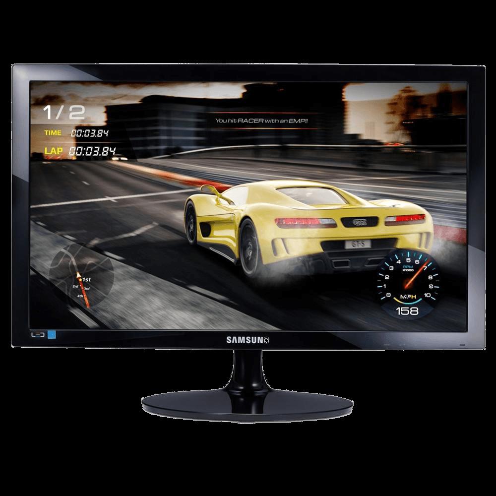 Monitor Gamer Samsung LED 27´, Full HD, HDMI, 1ms - LS27E332H