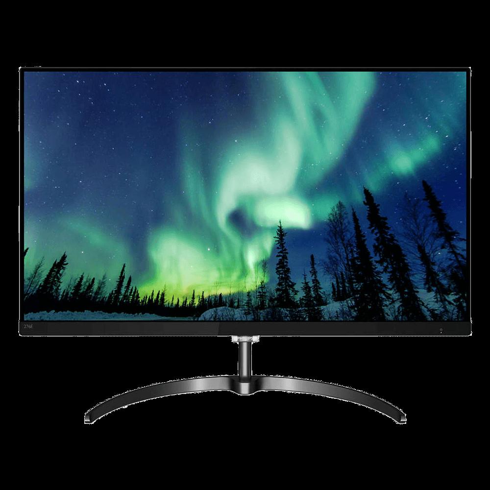 Monitor Philips LED, 27´, 4K UHD, IPS, HDMI/DisplayPort - 276E8VJSB
