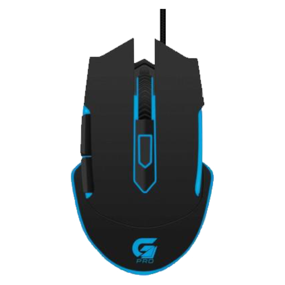 Mouse Gamer Fortrek 4800DPI, RGB, M5 - 64385
