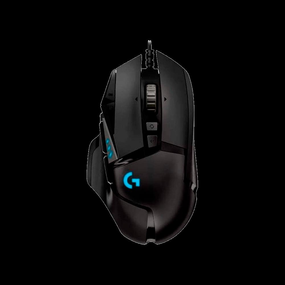 Mouse Gamer G502 Hero Rgb Lightsync Logitech - Preto