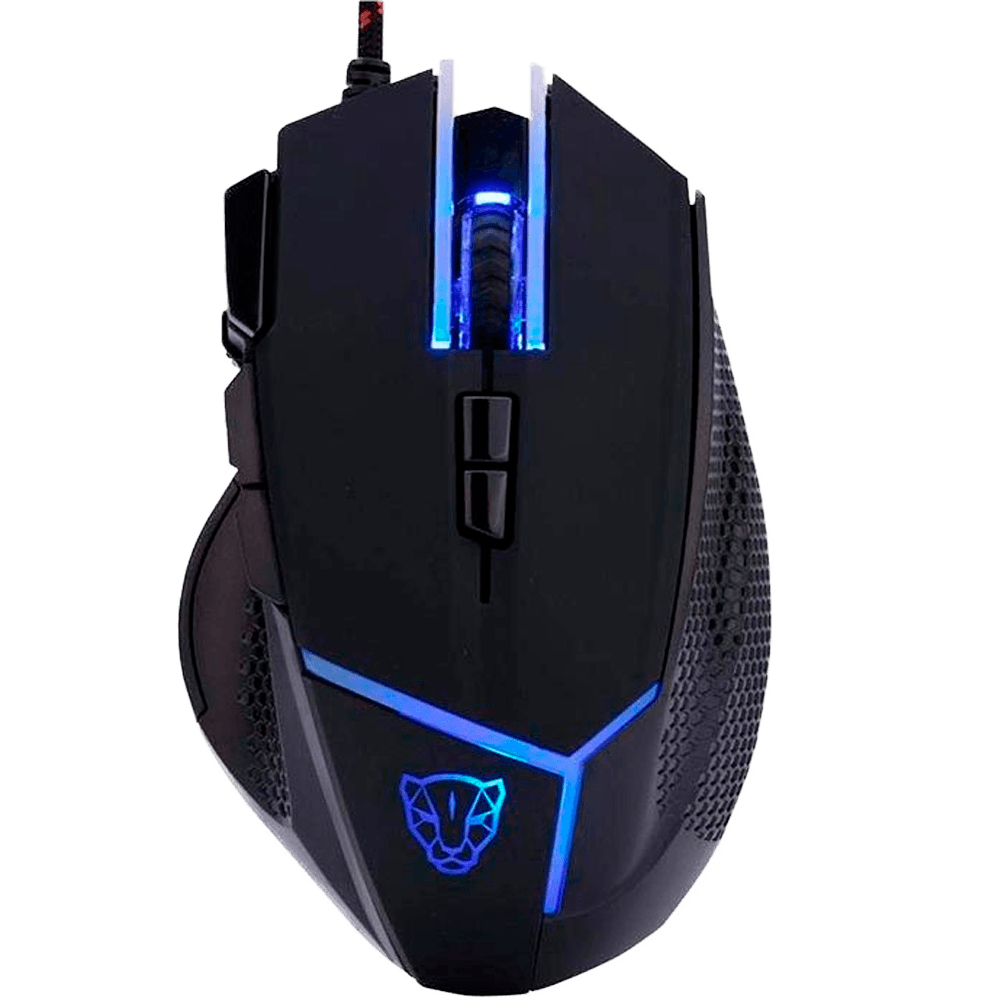 Mouse Gamer Motospeed  V18 hero leopard, 4000DPI, FMSMS0059PTO