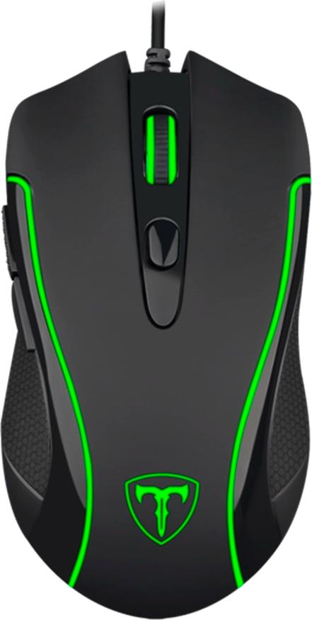 Mouse Gamer T-dagger Private 3200dpi T-tgm106