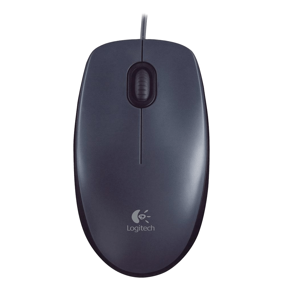 Mouse Logitech M100 1000DPI Preto - 910-001601