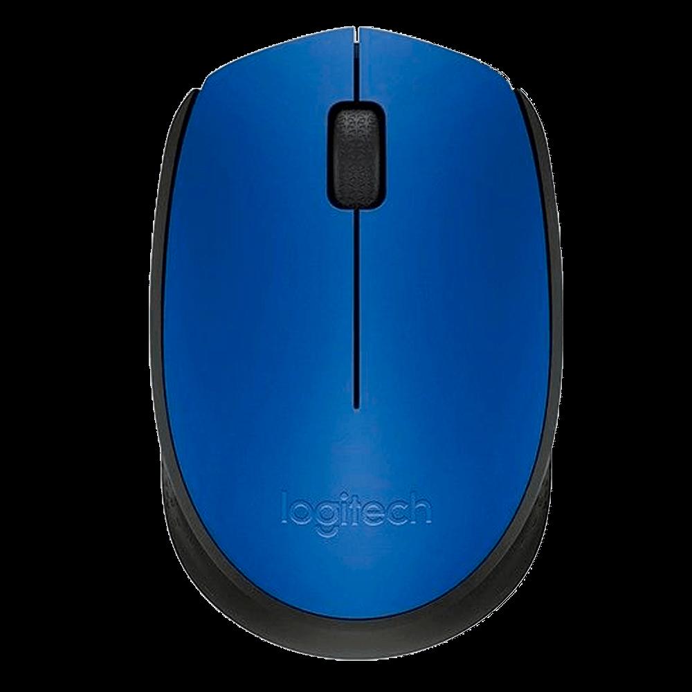Mouse Logitech M170 2.4Ghz USB Wireless Azul, 910-004638