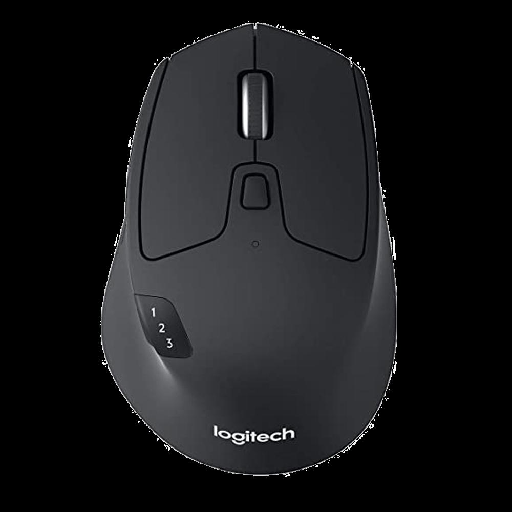 Mouse Logitech M720 1000Dpi 8 Botoes Wireless Preto - 910-004790