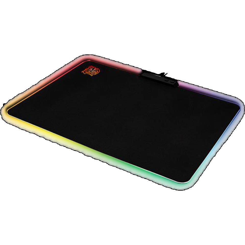 Mousepad Gamer Thermaltake Sports Draconem RGB Cloth Edition - MP-DCM-RGBSMS-01