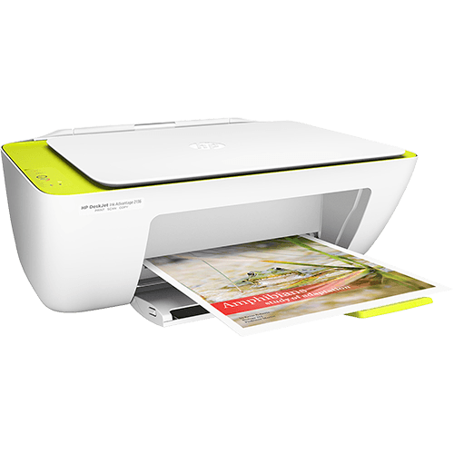 Multifuncional HP Color Deskjet Ink Adv - 2136