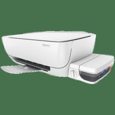 Multifuncional HP Deskjet, Color, USB, Branca - GT-5822