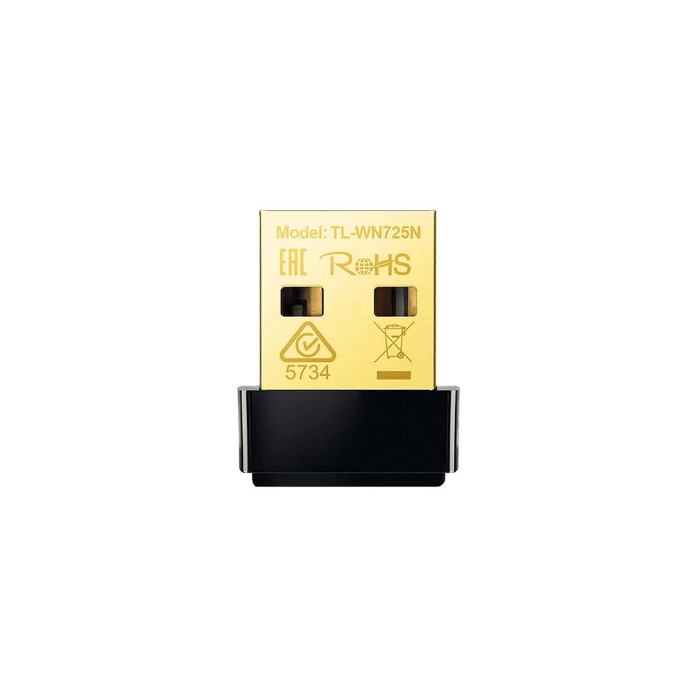 Nano Adaptador USB Wireless N150Mbps - TL-WN725N