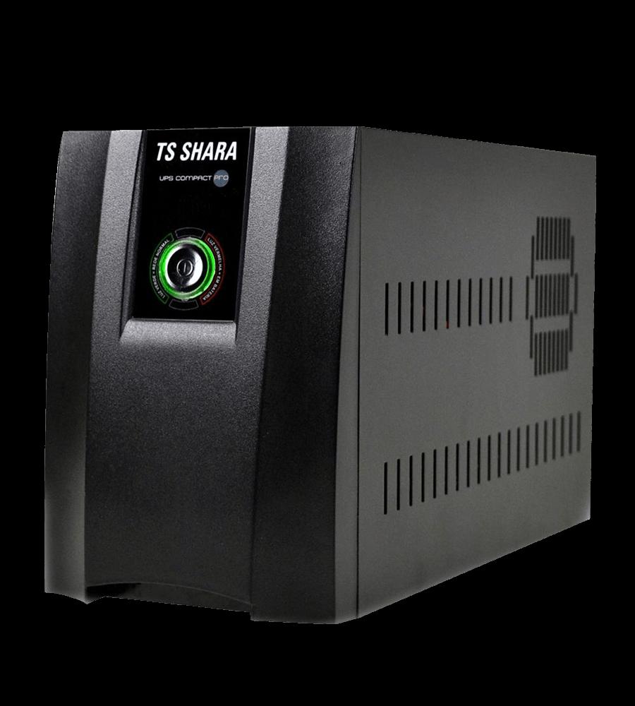 Nobreak 1400VA Bivolt 6 Tomadas 1 Bateria 7Ah UPS Compact Pro Universal TS SHARA - 4430