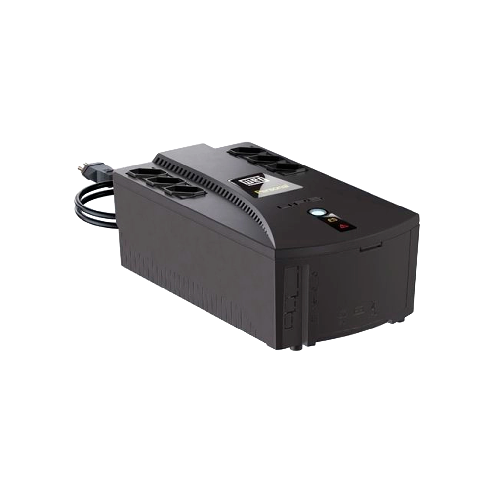 Nobreak WEG Personal 700VA, TE Bivolt - TS 115V c/ 1 Bateria Selada VRLA de 9Ah - 1110020