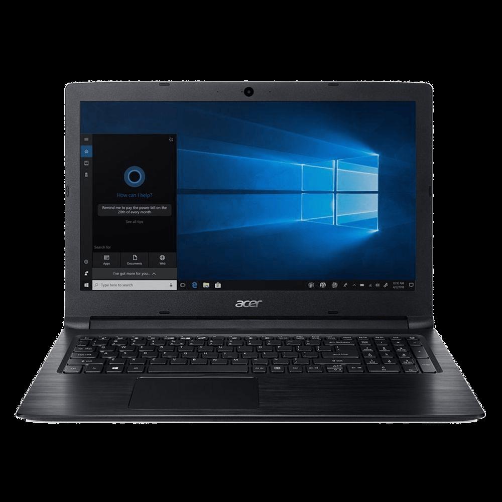 Notebook Acer Aspire 3 Intel Celeron N3060 Memoria RAM de 4GB HD de 500GB Tela de 15.6? HD Windows 10 - A315-33-C1KX