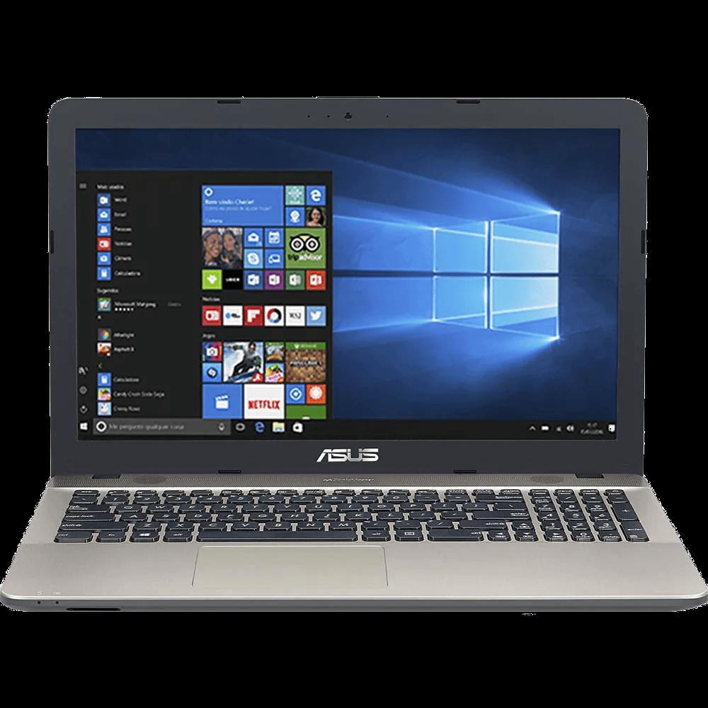 Notebook Asus Vivobook Max X541NA-GO473T Intel Celeron Quad Core 4GB 500GB Tela LED 15,6