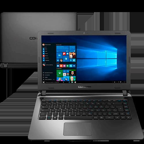 NOTEBOOK COMPAQ PENTIUM 8GB/SSD120/W10
