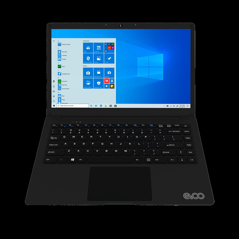 Notebook Evoo Intel Celeron N3350, 4GB, 64GB SSD, 14,1