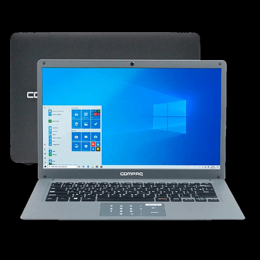 Notebook Intel Pentium 4 GB 120GB Compaq CQ25 Tela14