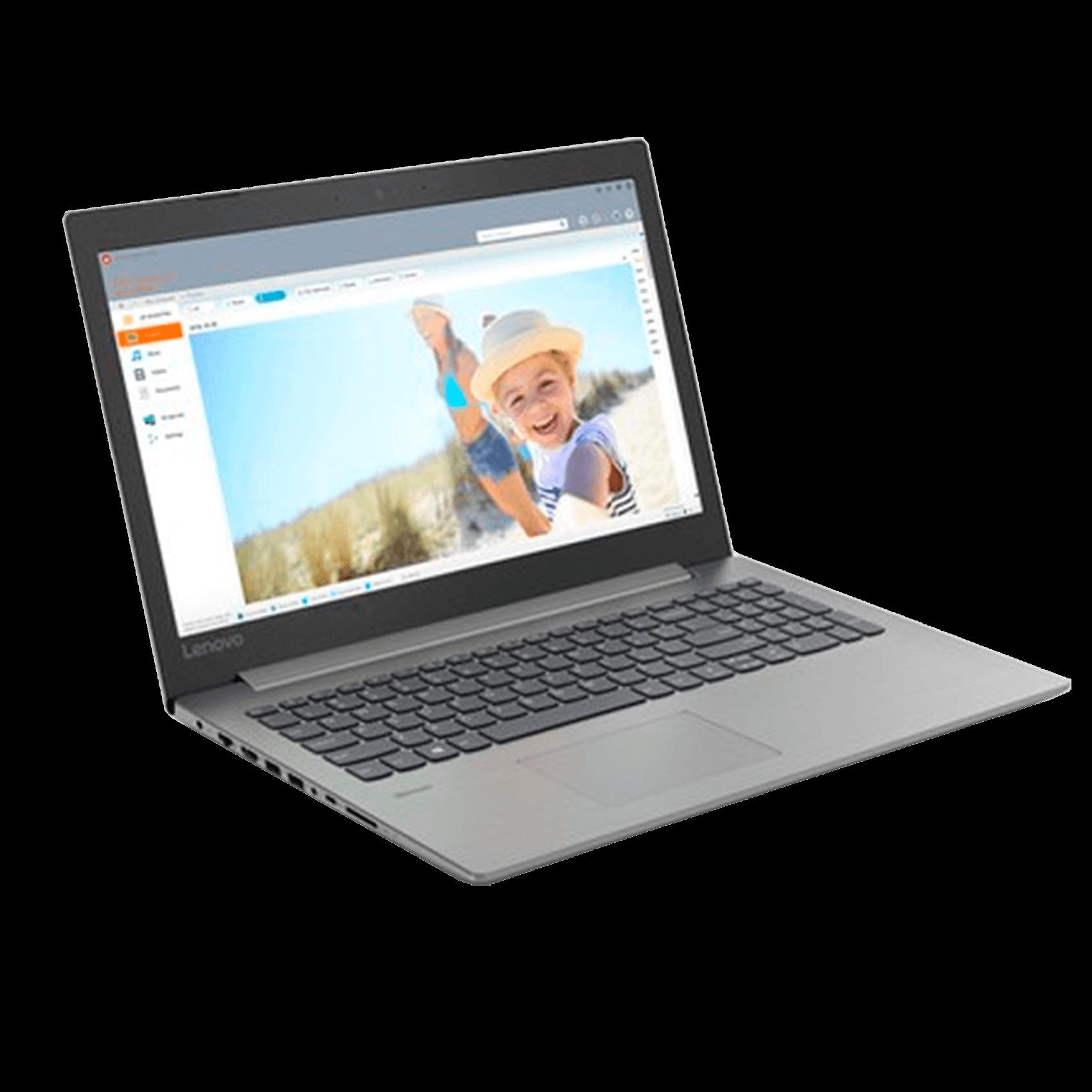 Notebook Lenovo B330-15IKB Intel Core I3 7020u, 4GB DDR4, SSD 120GB, 15.6 Free Dos - 81G7000GSSD120