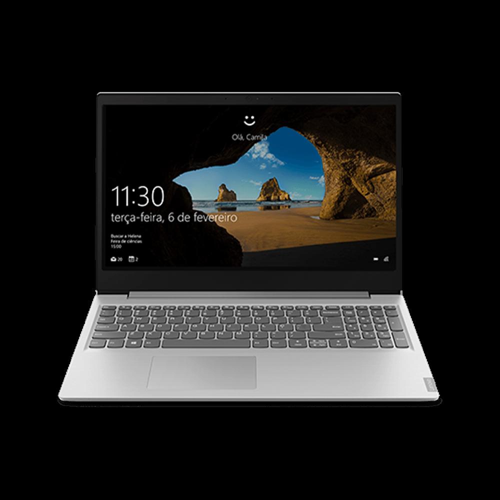 Notebook Lenovo Ultrafino ideapad S145 Celeron 4GB 500GB Windows 10 15.6