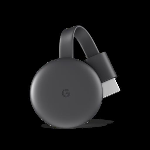 Novo Google Chromecast 3 Hdmi Para Android, PC, MAC e IOS - GA00439-US