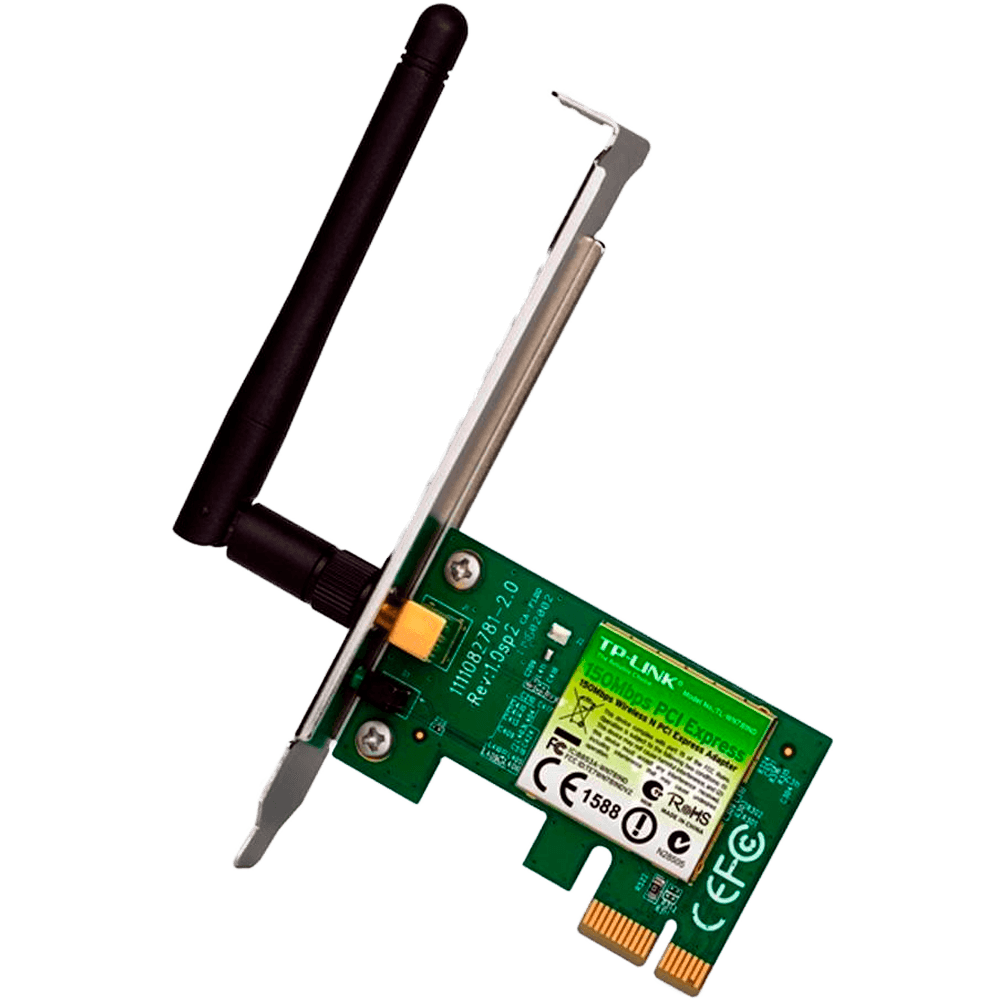 Adaptador PCI Express Wireless N150Mbps - TL-WN781ND
