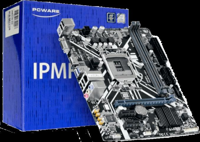 Placa Mãe PCWare IPMH310G DDR4 mATX LGA 1151 8ª e 9ª geração – OEM