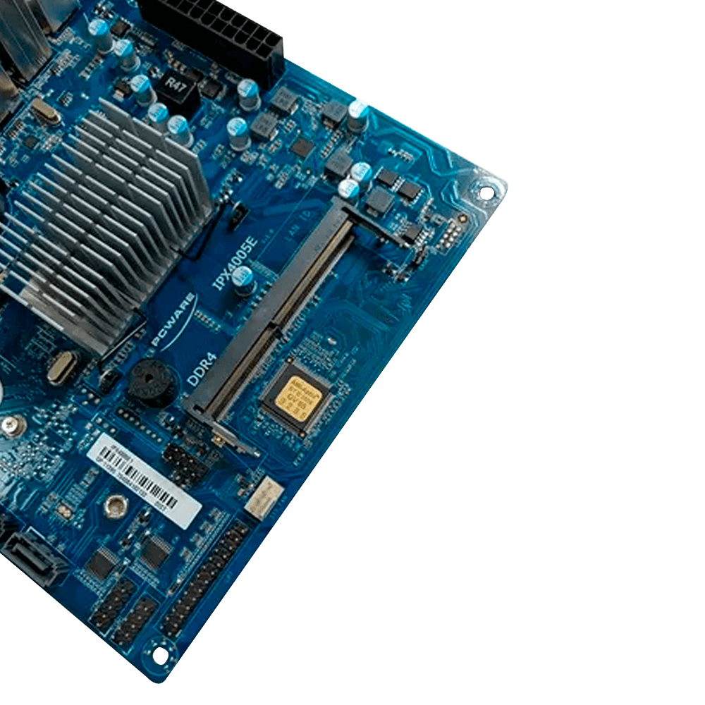 Placa MAE Pcware Ipx4005e - Celeron Dual Core J4005 - Ddr4 Sodimm - Mini ITX - Vga/hdmi