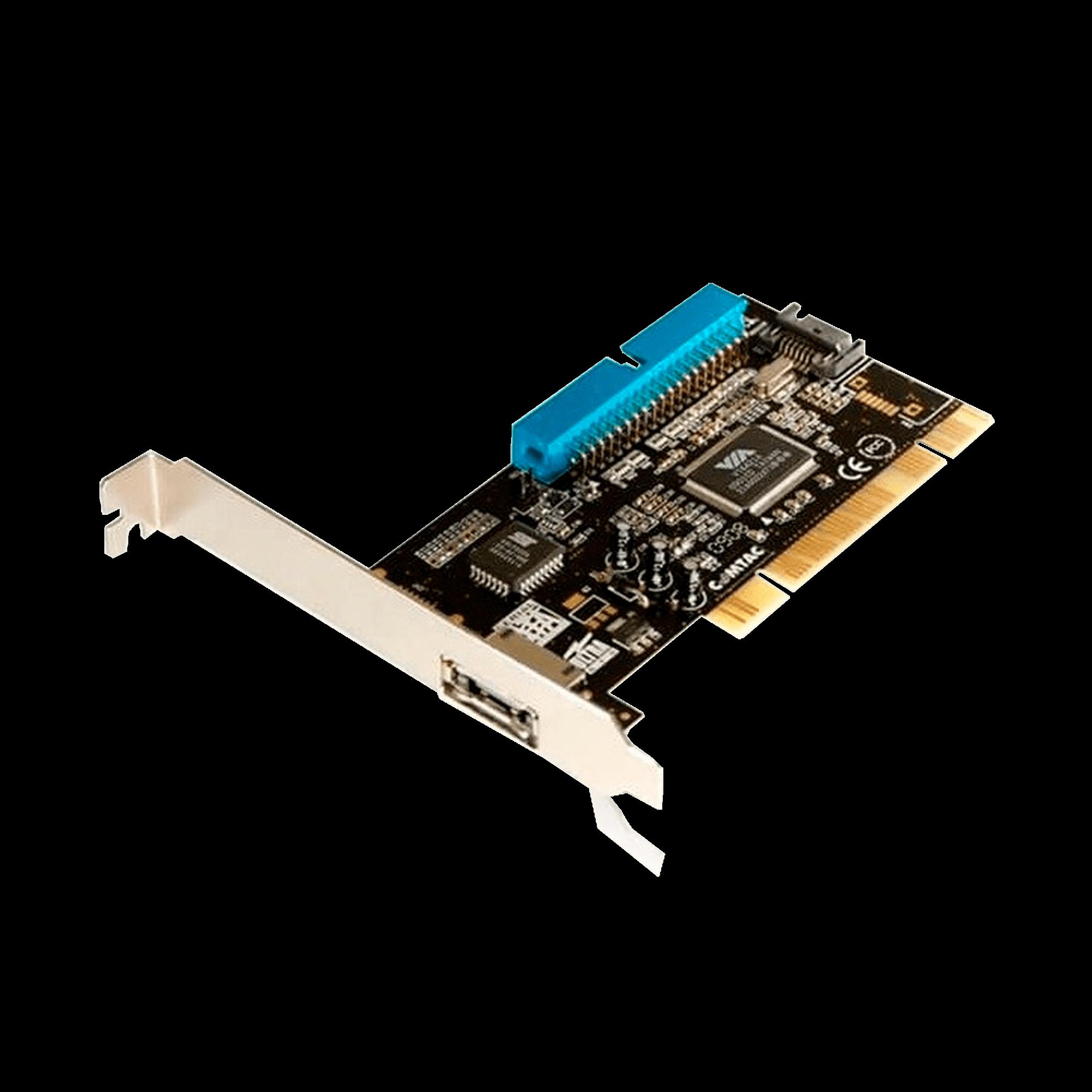 Placa PCI - IDE + E-Sata + Sata - 9133