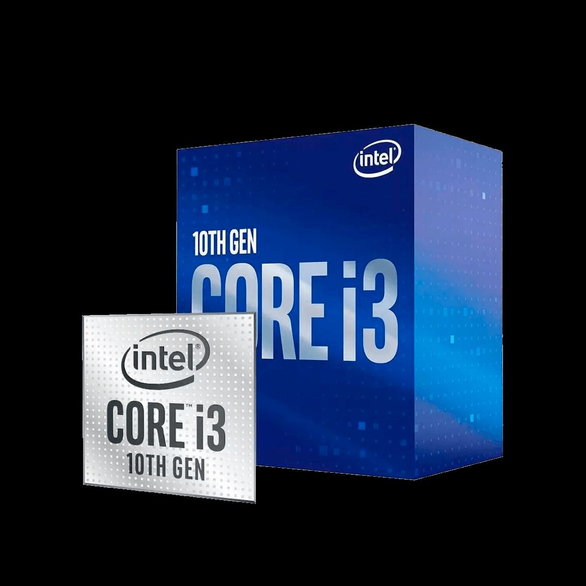 Processador Intel Core i3-10105F, Cache 6MB, 4.40 GHz, LGA 1200 - BX8070110105F