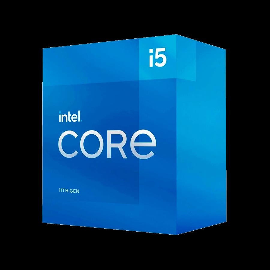 Processador Intel Core i5-11400 11ª Geração, Cache 12MB, 2.6 GHz (4.4GHz Turbo), LGA1200 - BX8070811400