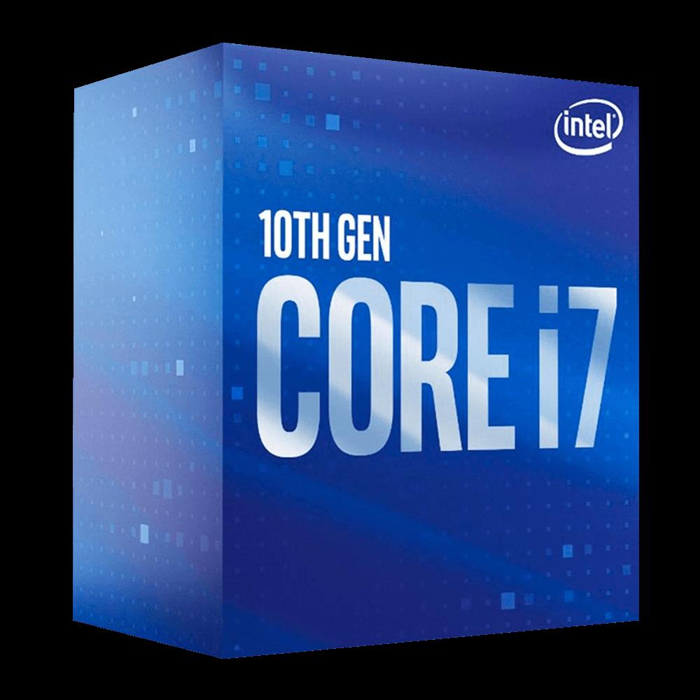 Processador Intel Core i7-10700, Cache 16MB, 2.9GHz, LGA 1200