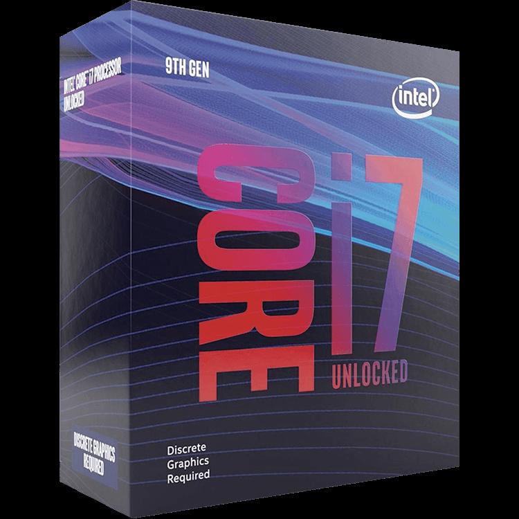 Processador Intel Core i7-9700K Coffee Lake LGA1151 3.60GHz Cache 12MB - BX80684I79700K