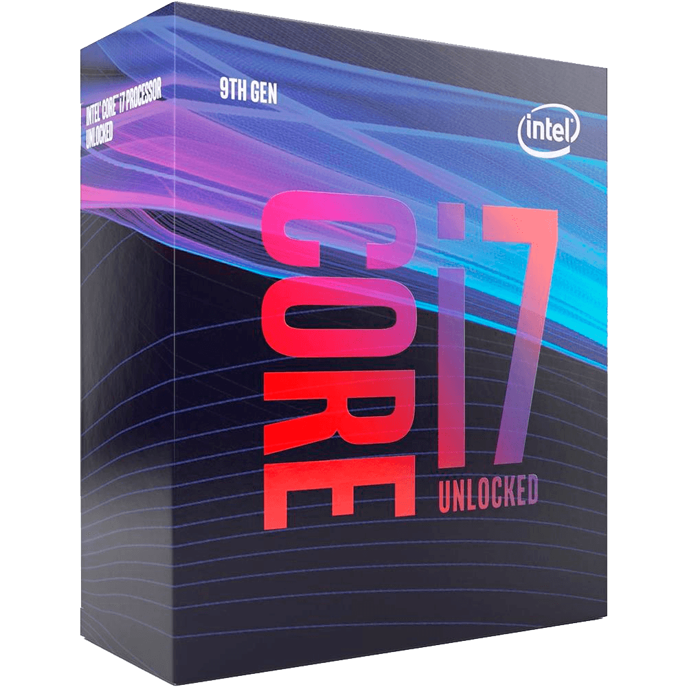 Processador Intel Core i7-9700K Coffee Lake Refresh, Cache 12MB, 3.6GHz (4.9GHz Max Turbo), LGA 1151 - BX80684I79700K