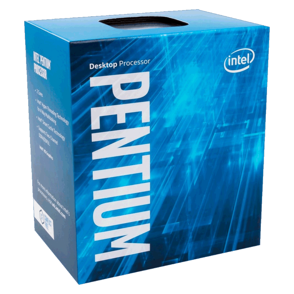 Processador Intel Pentium G4560 Kaby Lake, Cache 3MB, 3.5Ghz, LGA 1151, Intel HD Graphics 610 - BX80677G4560