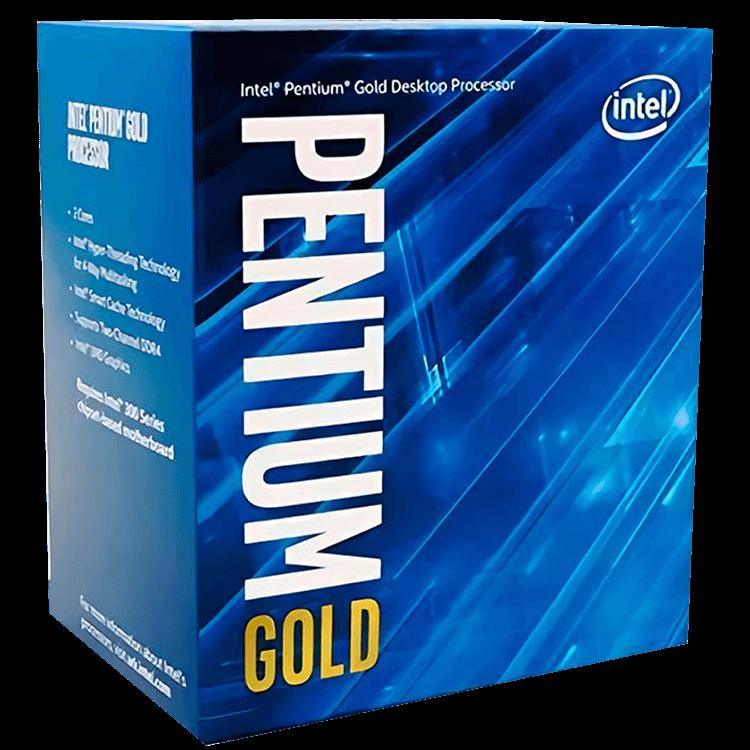 Processador Intel Pentium Gold G5420 Dual-Core 3.8GHz 4MB Cache LGA1151, BX80684G5420