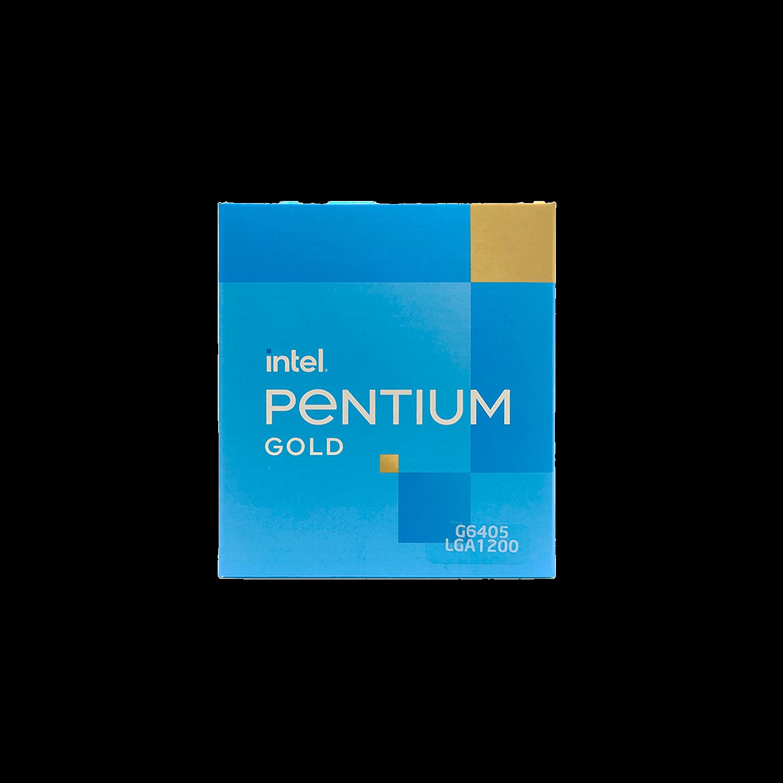 Processador Intel Pentium Gold G6405, 4.1GHz 4MB Cache LGA 1200, BX80701G6405