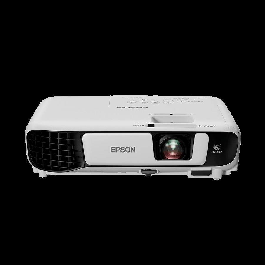 Projetor Epson 3300 Lumens, SVGA - PowerLite S41+