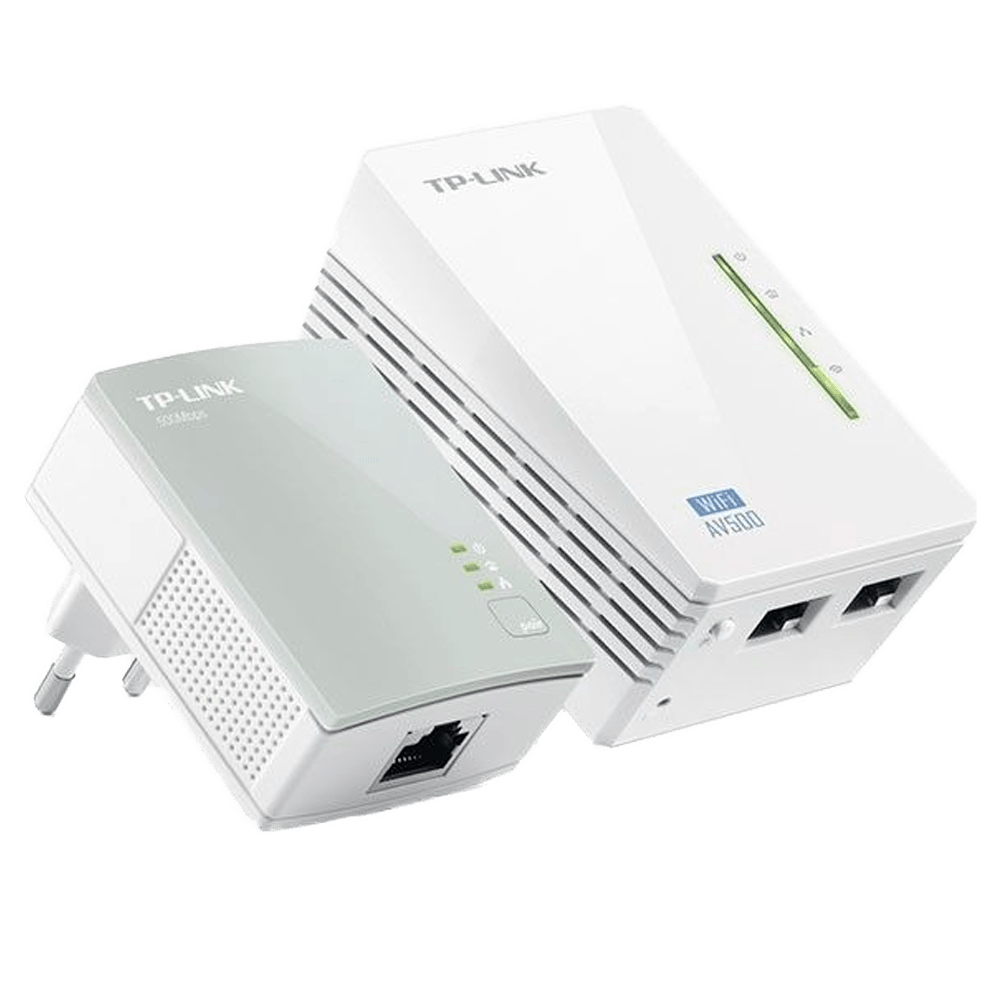 Repetidor Wi-Fi TP-Link 300Mbps, TL-WPA4220 - BOX