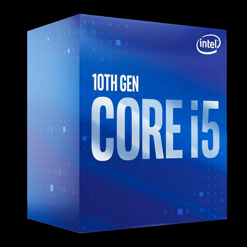 Processador Intel Core i5-10400, Cache 12MB, 2.9GHz, LGA 1200