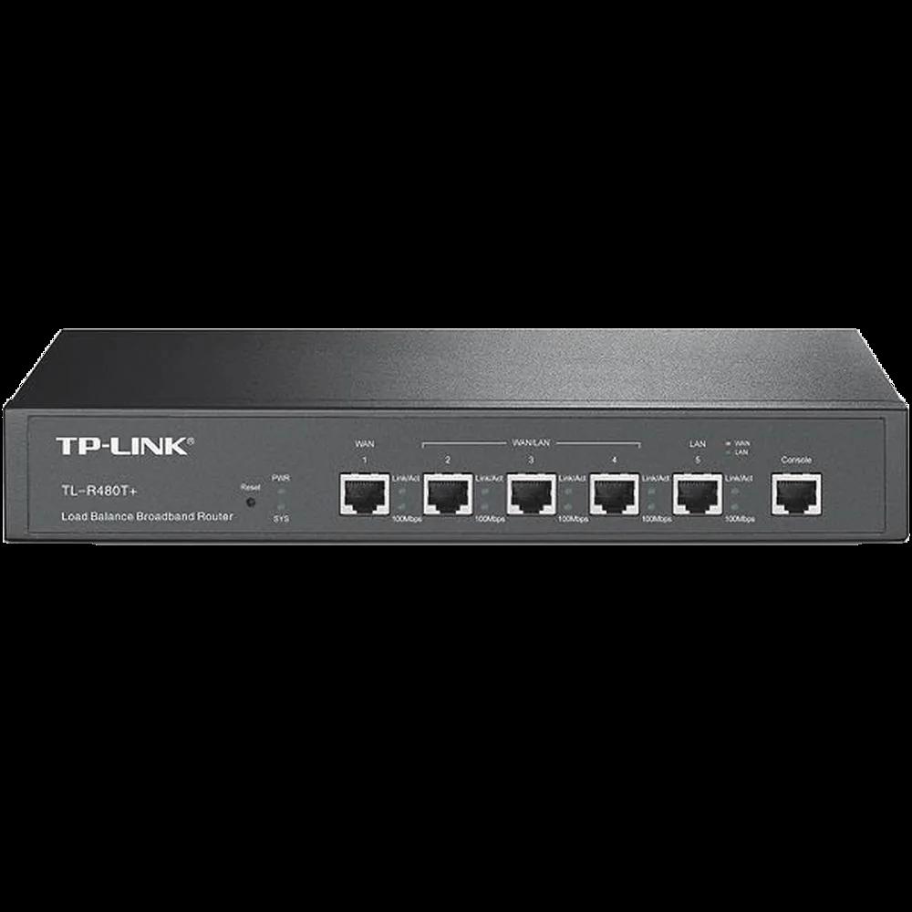 Roteador TP-Link Broadband - TL-R480T+ load balance