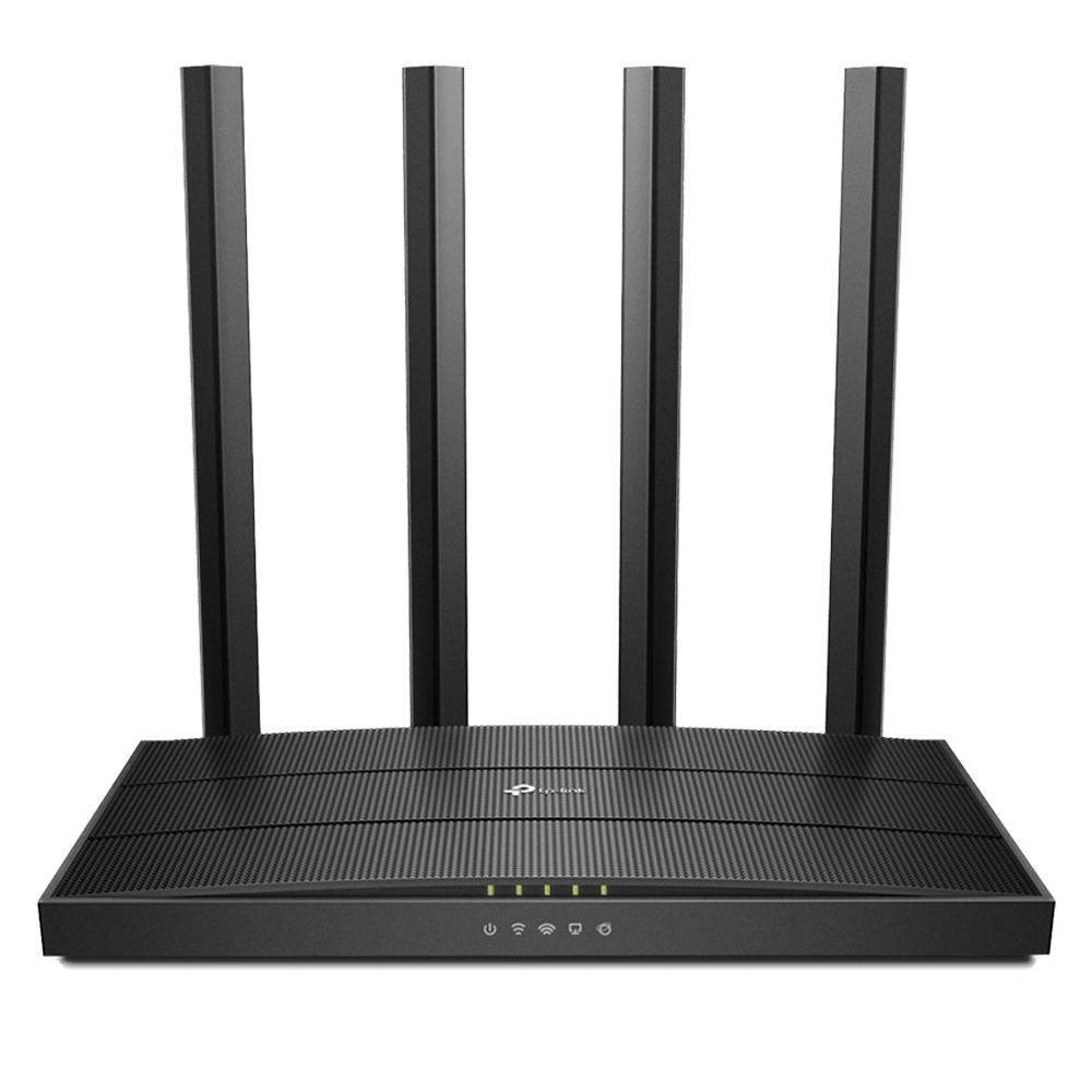 Roteador TP-Link Wireless Dual-Band Archer C80 AC1900 Mbps Preto