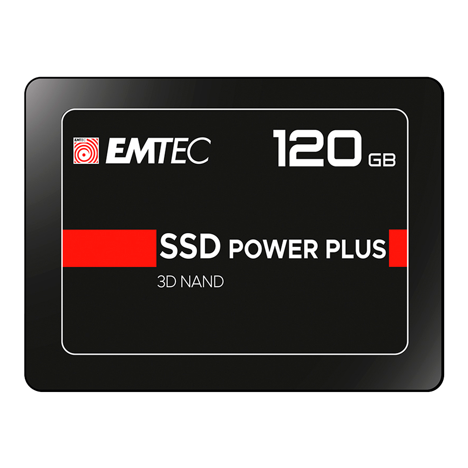 SSD Emtec 2.5´ 120GB Eletronics Plus SATA III - ECSSD120GX150