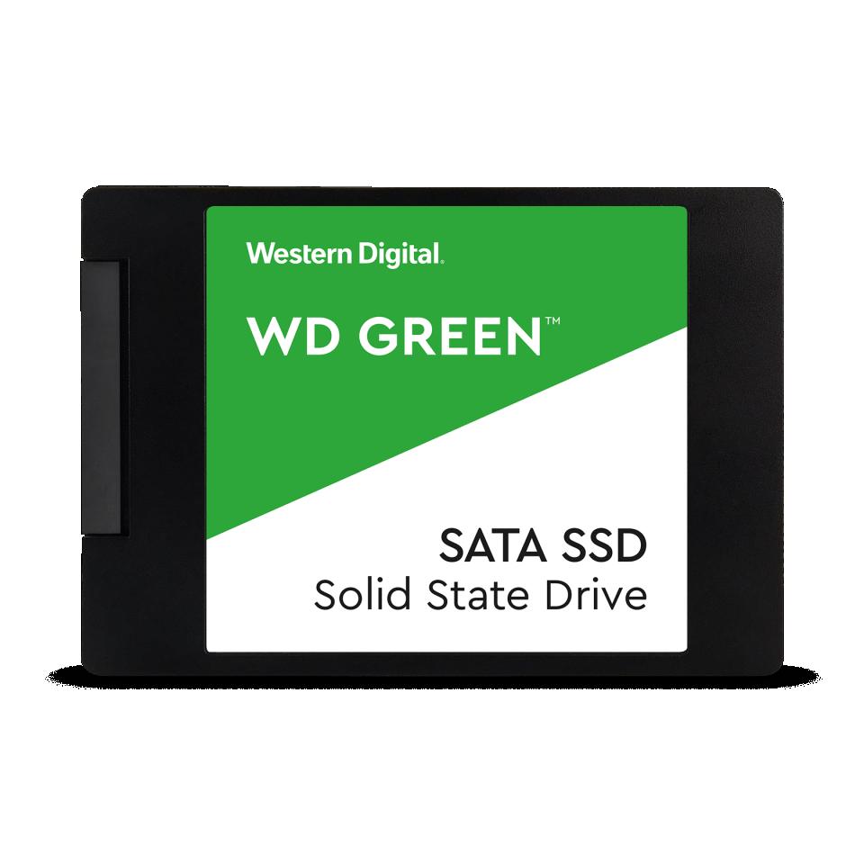 SSD WD Green 2.5´ 120GB SATA III 6Gb/s - WDS120G2G0A