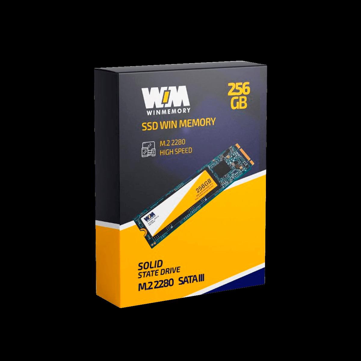 SSD Winmemory 256GB M.2 - SWB256G
