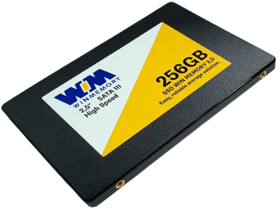 SSD Winmemory 256GB Sata 3 - SWR256G