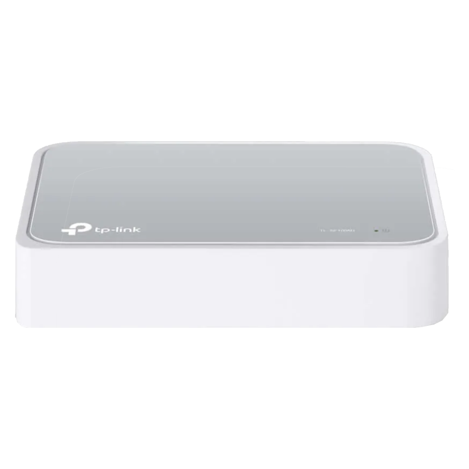 Switch 5 Portas TP-Link 10/100 Mbps - TL-SF1005D