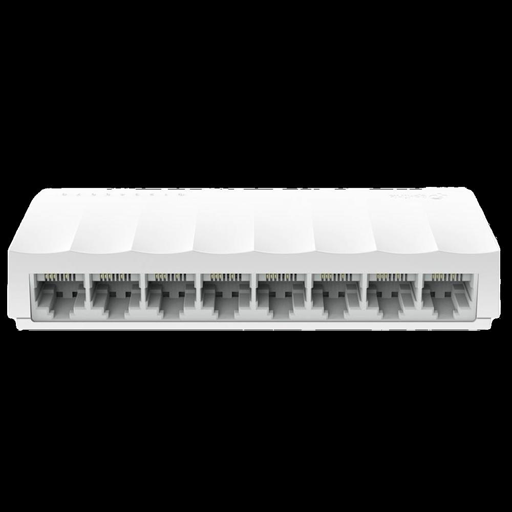 Switch de Mesa TP-Link 8 Portas 10/100Mbs - LS1008